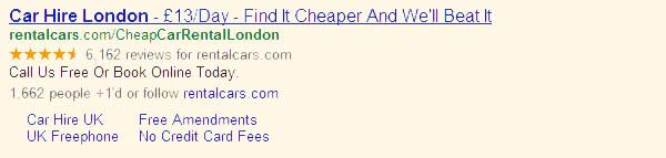 SEO AdWords Ad
